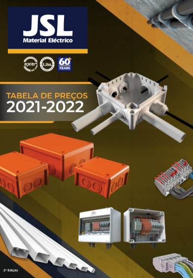 Catálogo JSL 2021/22