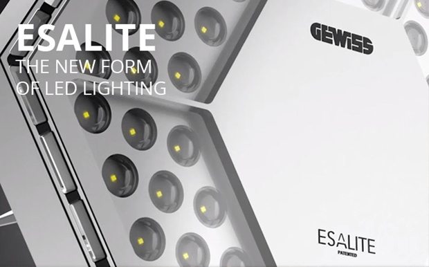 ESALITE - The new form of LED lighting