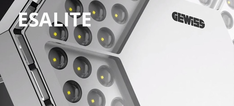 ESALITE - The new form of LED lighting from GEWISS