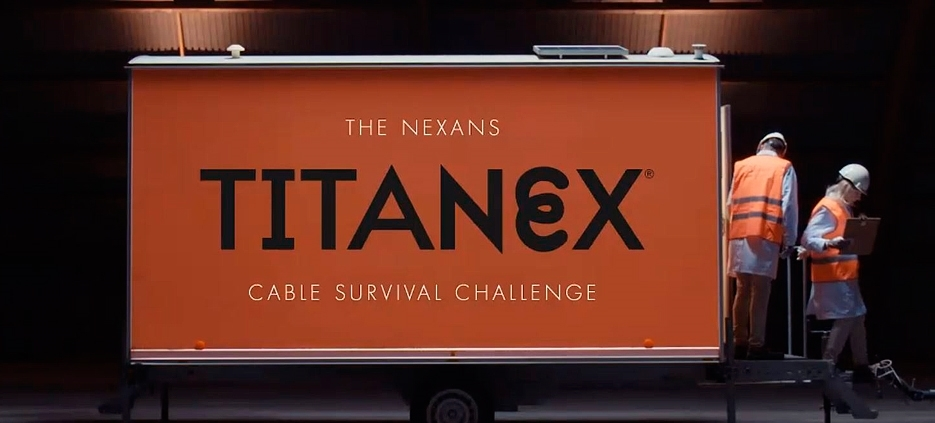 Cable Survival  Challenge da NEXANS