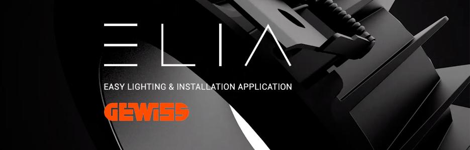 ELIA - A Nova gama LED da Gewiss