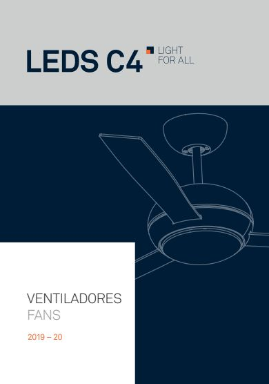 Catálogo LEDS C4 Ventildores 2019_20