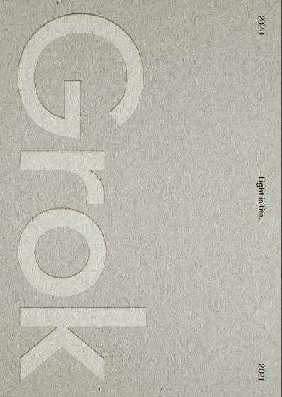 Catálogo GROK 2021