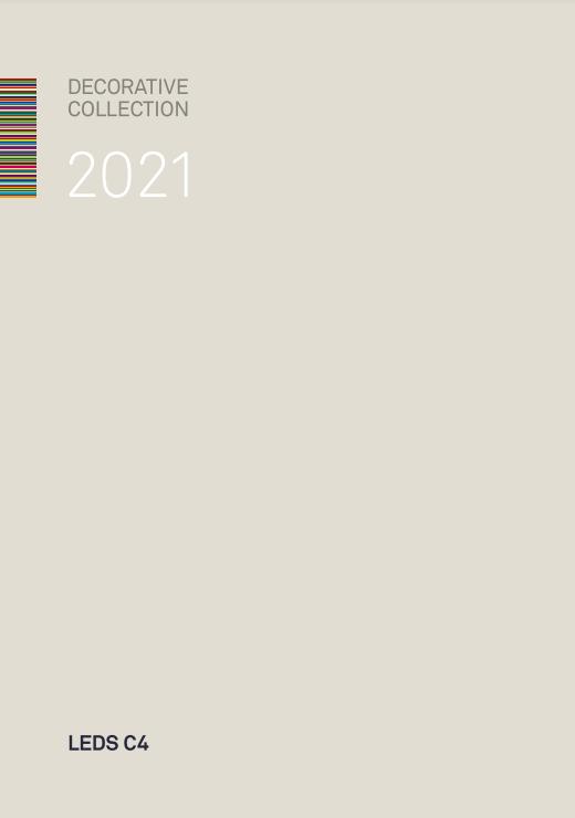 Catálogo LEDS C4 Decorative 2021