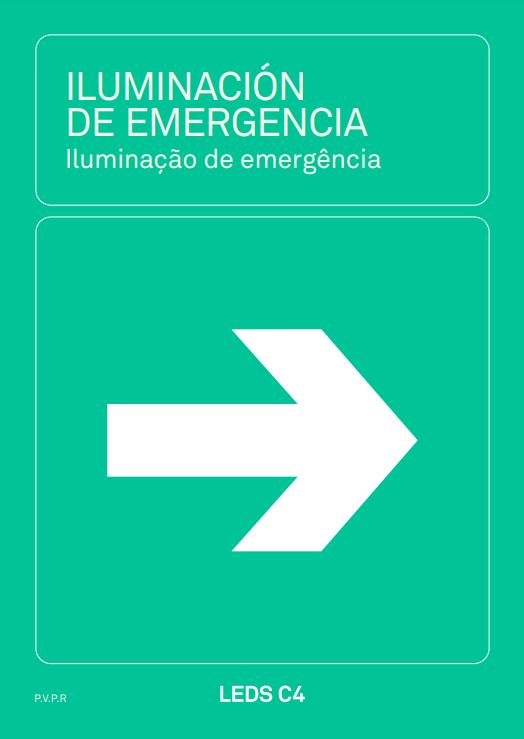 Catálogo LEDS C4 Iluminação emergência 2021