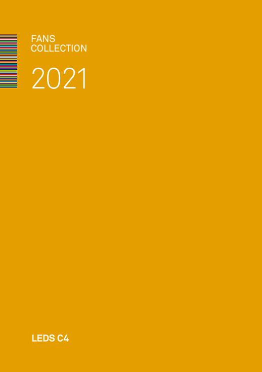 Catálogo LEDS C4 FANS 2021