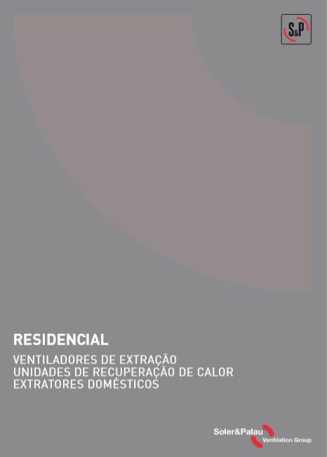 Catálogo Residêncial S&P