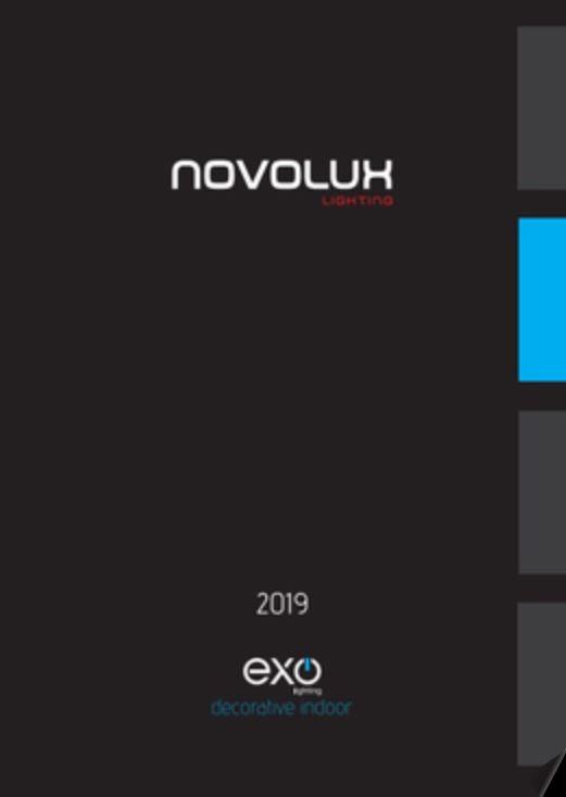 Catálogo EXO Lighting - NOVOLUX