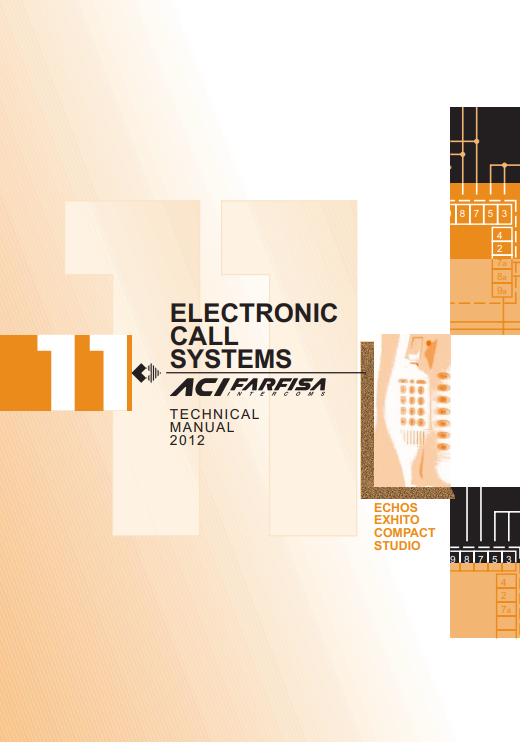 Manual  Electronic Call Systems