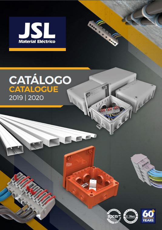 Catálogo JSL 2019/20
