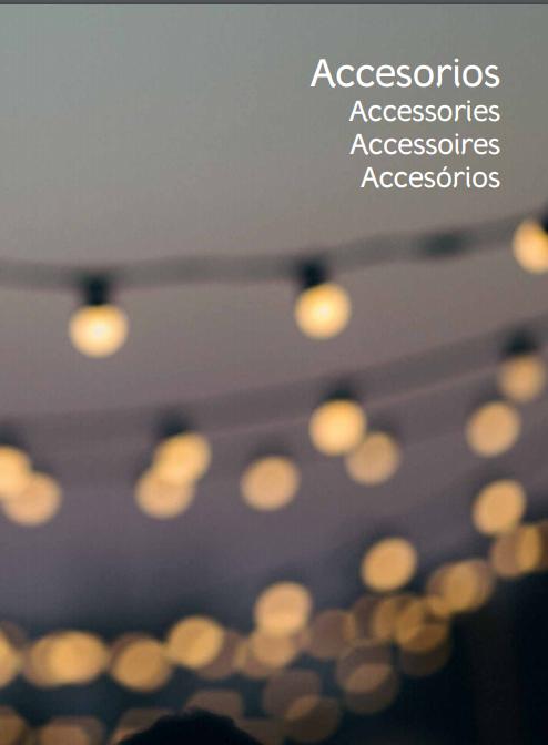 Catálogo Acessórios - NOVOLUX