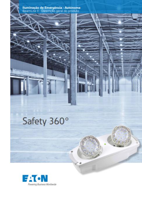 Catálogo EATON Iluminação Segurança