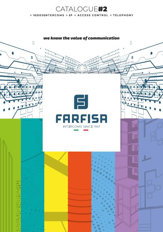 Catálogo FARFISA 2020