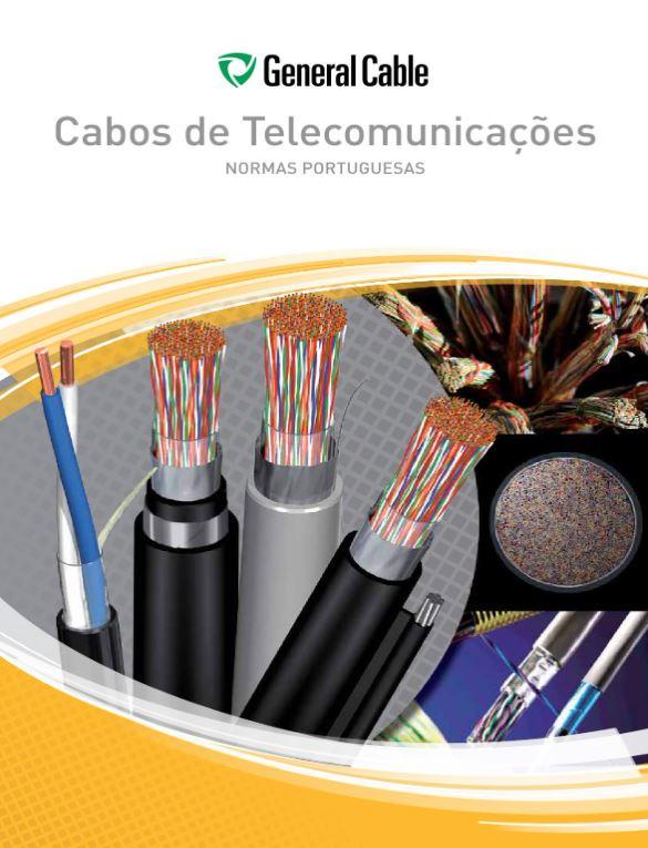 Cabos de Telecomunicações