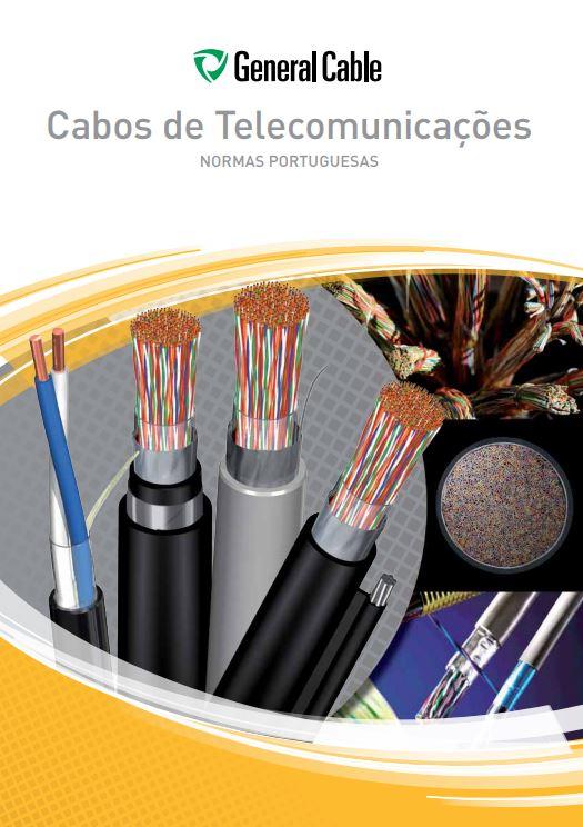 Cabos de Telecomunicações - Normas Portuguesas