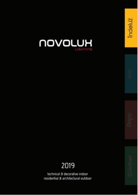 Catálogo INDELUZ 2019 - NOVOLUX