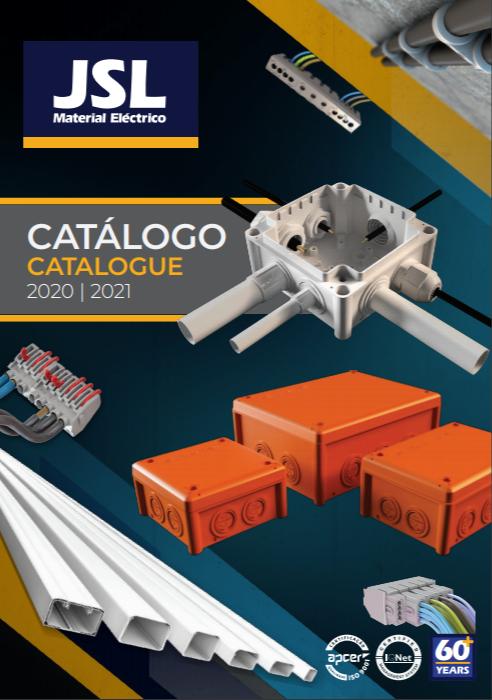 Catálogo JSL 2020/21