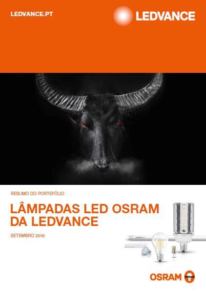 Lâmpadas LED - LEDVANCE