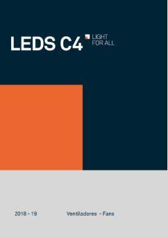 Catálogo VENTILADORES - LEDS C4