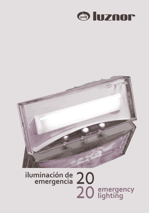 Catálogo LUZNOR