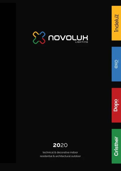 Catálogo - GRUPO NOVOLUX