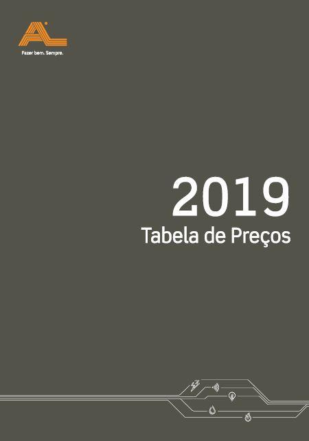 AL   - Tabela Preços 2019
