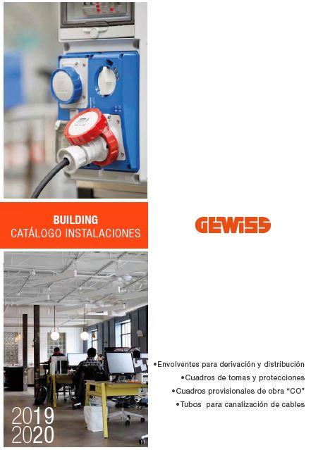 Catálogo GEWISS